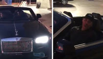 Lonzo Ball Buys LaVar $350K Rolls Royce For Xmas