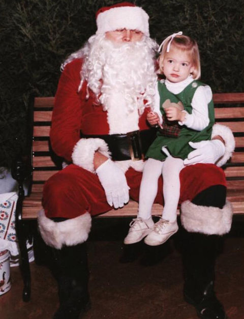 Guess the Christmas cutie!