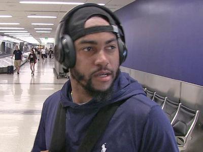 DeSean Jackson: My Friend Crashed My Truck, Bullets & Weed Aren't Mine!