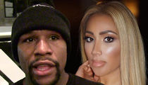 Floyd Mayweather: I'm Not Dating Nikki Baby, 'Just Associates'