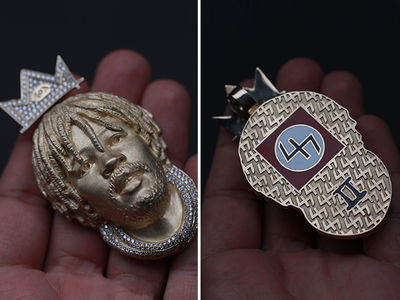 Joey Bada$$ Commissions Custom Jewelry to Honor Late Friend