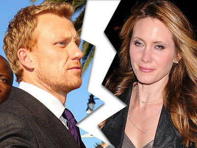 'Grey's Anatomy' Doctor Kevin McKidd Officially Divorced With Massive Support Obligations