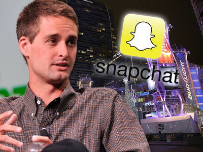 Snapchat & CEO Evan Spiegel Drop $4 Million to Rent L.A. Live for NYE Bash
