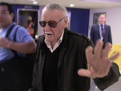 Stan Lee Files Police Report Over Alleged $300k Forged Check