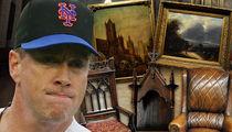 Tom Glavine Auctioning Off Autographed Catholic Antiques