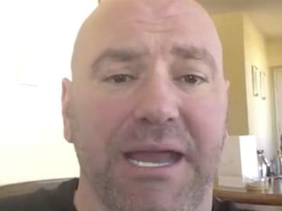 Dana White: Floyd Mayweather's Not Fighting in UFC, Meeting's About Boxing