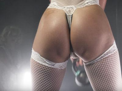 Victoria's Secret Angel Elsa Hosk Rings the Bell for Love Advent Calendar