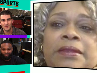 Tyron Woodley's Mom Gets Emotional After UFC Fighter Buys House for Her
