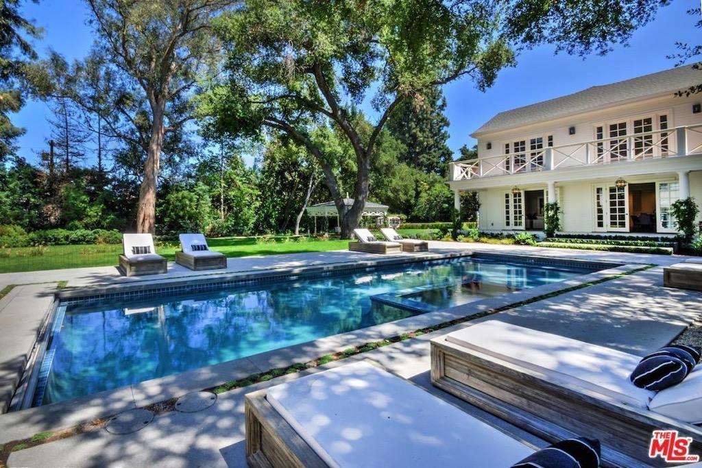 Kyle Richards And Mauricio Umansky S Encino Estate Photo
