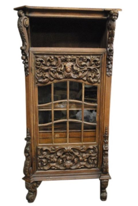Antique French Cabinet -- estimated: $800 - $1,600