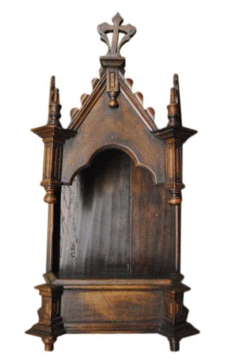 Antique Shelf Cathedral -- estimated: $150 - $300