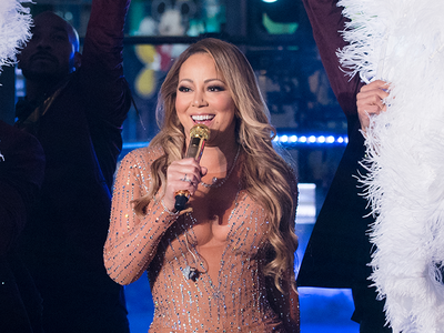 Mariah Carey's New Year's Eve Performance, Sound Check Mandatory