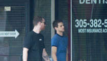 Sam Smith and Boyfriend Brandon Flynn Lock Hands in South Florida