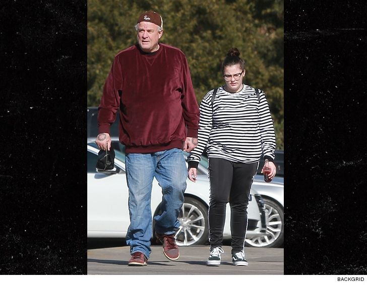 Nick Cassavetes Out to Lunch with Daughter Day After Custody Win