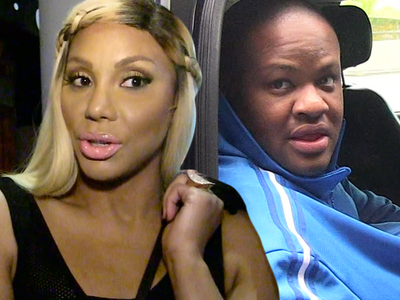 Tamar Braxton Says Husband Vincent Herbert Went to Jail Because of Booze, Jealousy