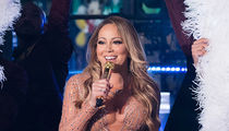 Mariah Carey Nails Rehearsal, Soundcheck for New Year's Eve Performance