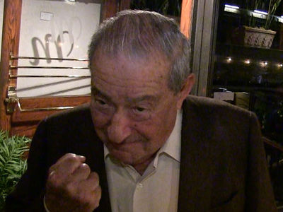 Bob Arum to Dana White: You Need Boxing to Save Your Ass