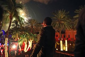 Diddy's Epic New Years Eve Bash