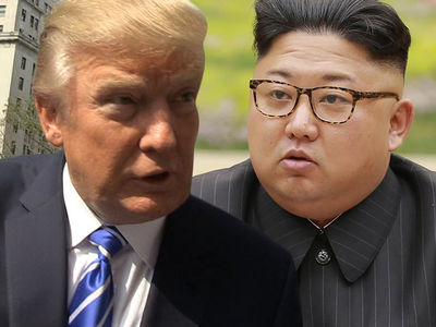 Donald Trump Fires Off Childish Response to Kim Jong-un's Nuclear Threat