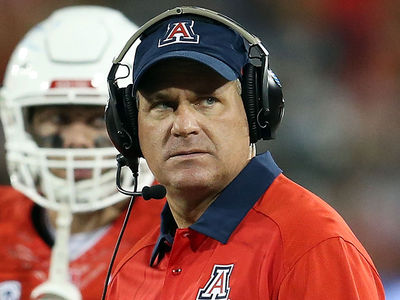 Rich Rodriguez: I Cheated On My Wife, But I Didn't Sexually Harass Employee