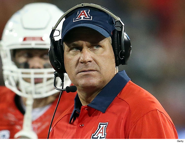 sexual Rich rodriguez rumors