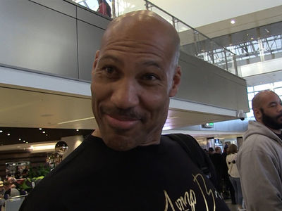 LaVar Ball Flies to Lithuania, 'I Might Buy a Mansion There'