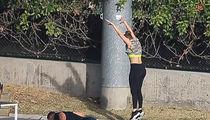 Jennifer Lopez Is a Workout Beast, A-Rod's Okay Too