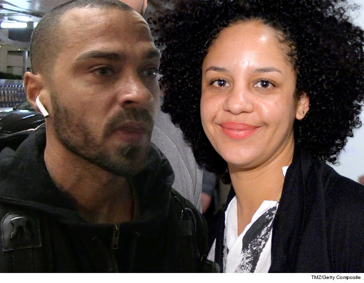 Jesse Williams is asking a judge to modify his custody agreement with his estranged wife.