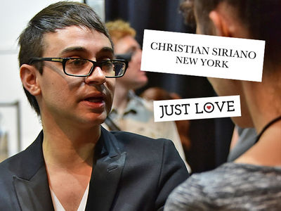 'Project Runway' Winner Christian Siriano's Co. Countersues Over Crappy Dresses