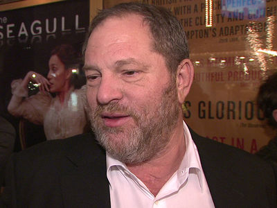 Harvey Weinstein's Ex-Wife Says He's Crying Poverty, Can't Pay Child Support