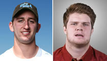 Josh Rosen vs. Sam Darnold: Who'd You Rather?!