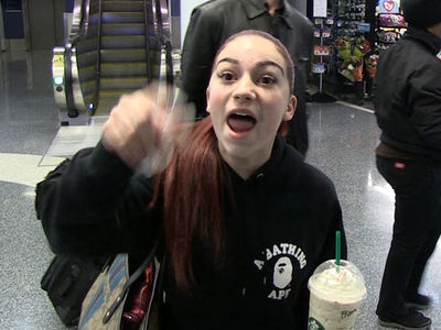 Danielle Bregoli to Andy Cohen and Anderson Cooper, Don't Care What Old Guys Think of Me
