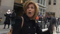 Hoda Kotb Brushes Off Matt Lauer Pay Disparity