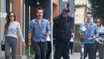 Colin Farrell's Lunch Date with GF Ends with Most Annoying News