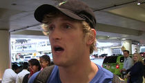 Logan Paul Keeping Lead Role in Upcoming Horror Movie, For Now