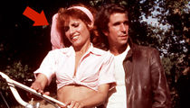 Pinky on 'Happy Days' 'Memba Her?!