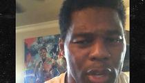 Herschel Walker Says Baker Mayfield's the Next Favre, Not the Next Manziel!