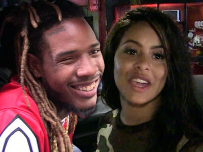 Fetty Wap's Baby Mama Gives Birth to 1-Pound Baby Girl
