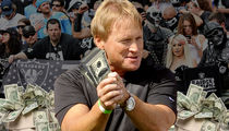 Jon Gruden Inking $100 MILLION Contract to Coach Raiders