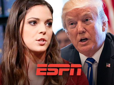 Katie Nolan Warned, Not Suspended by ESPN for Trump Attack