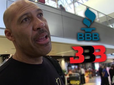 Big Baller Brand Gets 'F Rating' from BBB, Customers Beware!