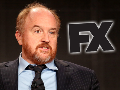 Louis C.K. is Sexual Misconduct Free at FX, Says Network Honcho