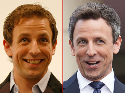 Seth Meyers -- Good Genes or Good Docs?