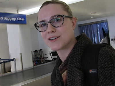 Evan Rachel Wood: You're No Monster for Not Wearing Black at Golden Globes