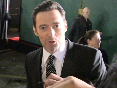 Hugh Jackman Says Don't Put Money on Him Winning Golden Globe