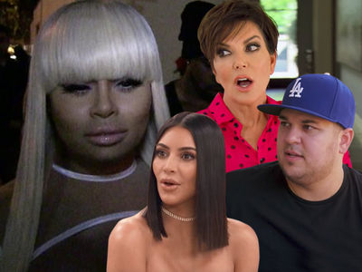 Blac Chyna Says Kardashians Are Using Their Power to Destroy Her