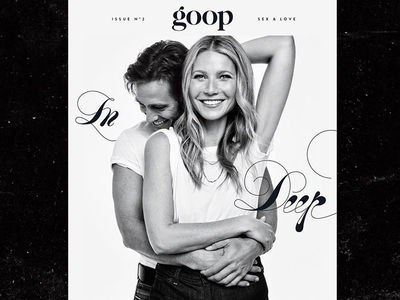 Gwyneth Paltrow's Engagement to Brad Falchuk, Super Goop-y