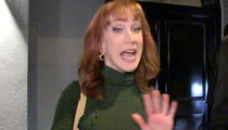 Kathy Griffin Wants Her Comedy Act, Trump Beheading Out of Neighbor War