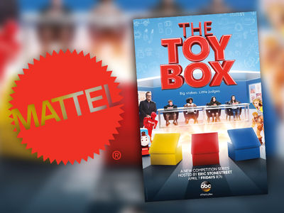 Mattel Sued for Stealing 'The Toy Box' Show Idea (UPDATE)