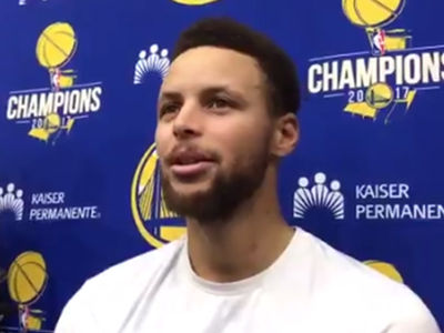 Steph Curry: 'I'll Do Whatever it Takes' to Buy Carolina Panthers